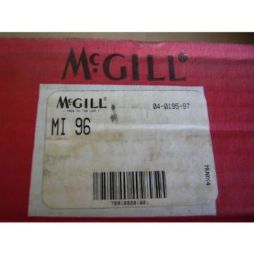"""McGill - MI 96 - ID - 6"""" OD - 7-1/4"""" W - 3"""", Unsealed, Separable Inner Ring Only"""