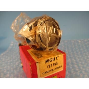 McGill CF 1  3/4 S, CF1 3/4 S CAMROL® Standard Stud Cam Follower