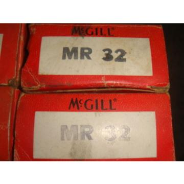 NEW MCGILL, LOT OF 6, MR-32, CAGEROL, NEW IN BOX