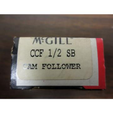 CCF 1/2 SB McGill New Cam Follower CCF 1/2SB