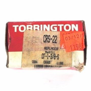 LOT OF 3 NIB MCGILL TORRINGTON RBC CF-1-3/8-S CAM FOLLOWERS CF138S