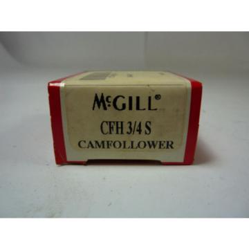 McGill CFH3/4S Cam Follower ! NEW !