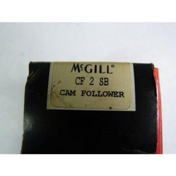 "McGill CF-2-SB Cam Follower 2"" ! NEW !"