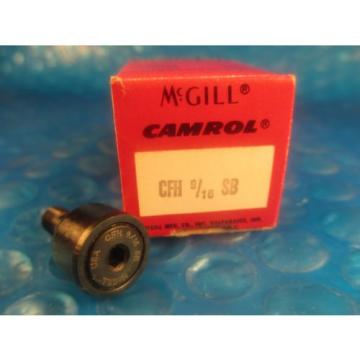 McGill  CFH 9/16 SB, CFH9/16 SB, CAMROL® Heavy Stud Cam Follower