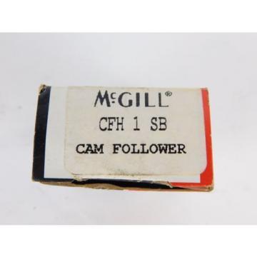 McGill 1″ Flat Cam Follower CFH 1 SB - NEW Surplus!