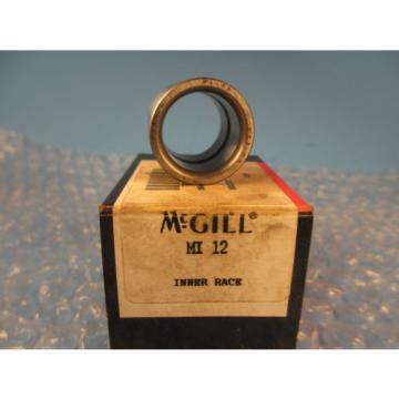 """MCGILL MI12, MI 12, Inner Race, 3/4"""" ID x 1"""" OD x 1"""" Wide Inner Ring"""
