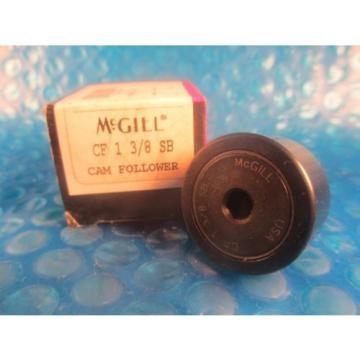 McGill  CF1 3/8 SB, CAMROL® Standard Stud Cam Follower,CF 1 3/8 SB,