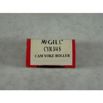 McGill CYR-3/4-S Cam Yoke Roller 19.05x12.7x14.28mm ! NEW !
