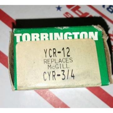 Torrington YCR-12, Yoke Roller; (McGILL= CYR 3/4)