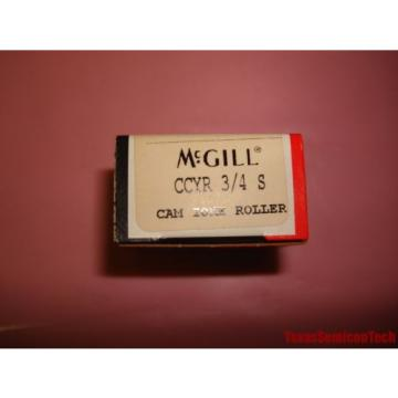 McGill CCYR 3/4 S Cam Yoke Roller - New