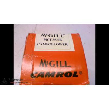 MCGILL MCF35SB CAM FOLLER, SEE DESC #163536
