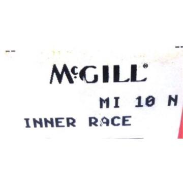 "MCGILL INNER RACE MI 10 N, MI10N, 51962-4, NARROW, 0.6250"" BORE, 0.875"" OD"
