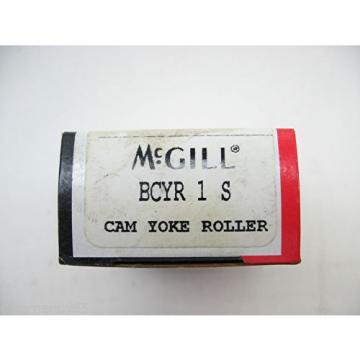 BEARING McGill Emerson BCYR 1 S Cam Yoke Roller NIB