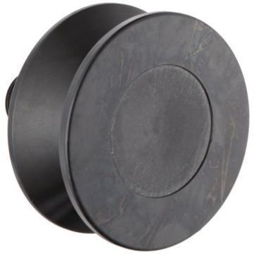 "McGill VCF3 1/2 TRAKROL Bearing, Stud Type, Sealed, Inch, Steel, 3-1/2"" Diameter"
