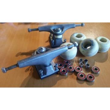 Mike McGill Skateboard Trucks, wheels & Bearings