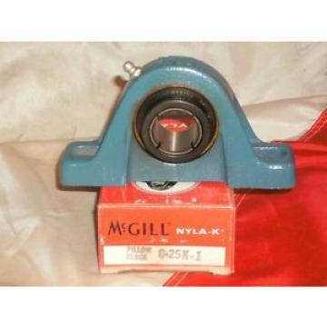 McGILL C-25-K-1 NYLA-K PILLOW BLOCK BEARING C25K1