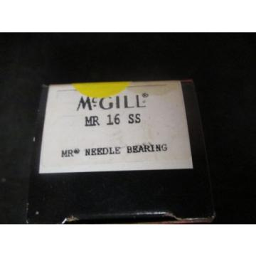 NEW McGill MR16SS Needle Bearing