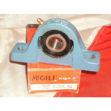 McGILL C-25-K-3/4 NYLA-K PILLOW BLOCK BEARING C25K34