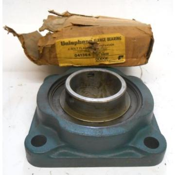 DODGE, UNISPHERE FLANGE BEARING UNIT, 041364, 4-BOLT, MCGILL SB-2-7/16