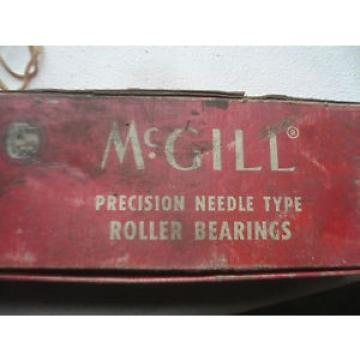 New McGill GR-16RSS Precision Needle Type Roller Bearing Large Quantity Availabl