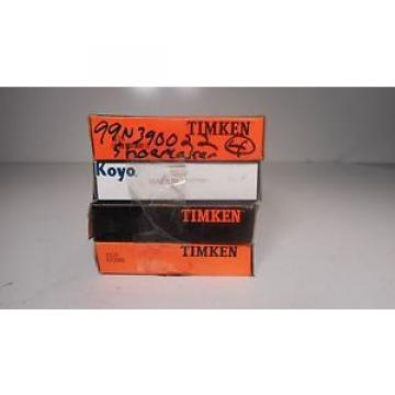 NOS TIMKEN AND KOYO 552A Tapered Roller Bearing Cup