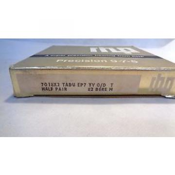 Industrial TRB NEW  M281349DGW/M281310/M281310D  IN BOX RHP 1/2 PAIR 7018X2 TADU EP7   SUPER PRECISION BEARING