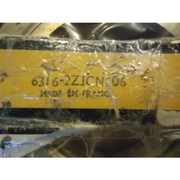 Belt Bearing NOS  500TQO720-2  RHP Bearing 6316-2ZJCN D6 Large Bearing