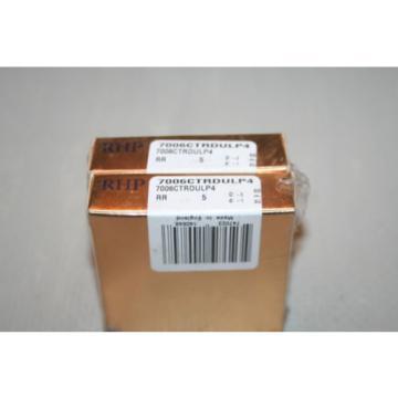 Industrial TRB RHP  3811/630/HC  7006 CTRDULP4 Super Precision Bearings (CD/P4ADGA, 2MM9106.WI.DUL) NEW