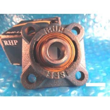 Tapered Roller Bearings RHP  LM286749DGW/LM286711/LM286710  SF15, Ball Bearing Flange Unit, Insert=1017-15G