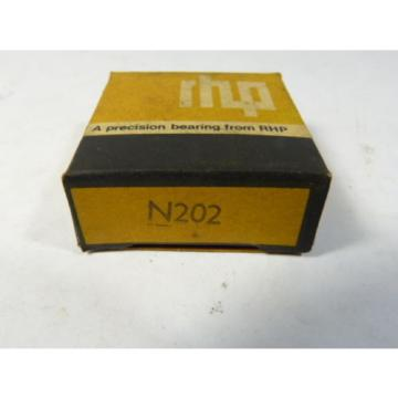 Belt Bearing RHP  530TQO780-1  N202 Roller Bearing ! NEW !