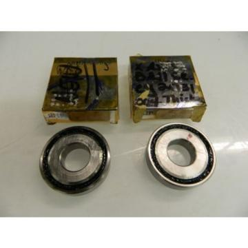 Tapered Roller Bearings 2  500TQO720-2  - Fafnir / RHP Roller Bearing, # MM25BS62 DUH, Used, Good Condition