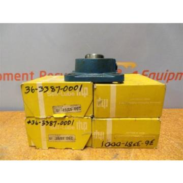 "Roller Bearing RHP  LM288949DGW/LM288910/LM288910D  1"" 4 Bolt Flange Bearings SLF3 New Lot of 5"