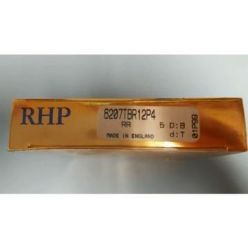 Roller Bearing RHP  800TQO1150-1  BEARINGS SUPER PRECISION 6207TBR12P4