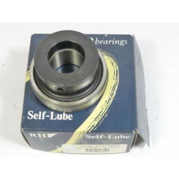 Belt Bearing RHP  635TQO900-1  1235-1-1/4ECG Bearing with collar 1-1/4 Bore Sealed  NEW