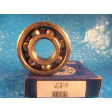 "Industrial Plain Bearing RHP  LM277149DA/LM277110/LM277110D  MJ 7/8"", Single Row Radial Bearing  ( see SKF RMS7, FAG MS-9)"