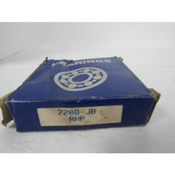 Inch Tapered Roller Bearing RHP  535TQO750-1  BALL BEARING 7208-JB