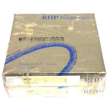 Belt Bearing LOT  M281349D/M281310/M281310D  OF 2 NIB RHP MBU199 PRECISION BEARINGS 9-7-5