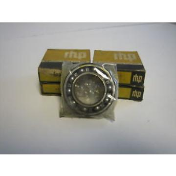 Industrial Plain Bearing LOT  M278749D/M278710/M278710D  4 NOS! RHP BALL BEARINGS 6006