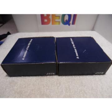 Industrial Plain Bearing RHP  630TQO890-1  MFC2  Cast Iron Cartridge Bearing Unit Self-Lube 2 Inch Shaft  NIB Lot of 2