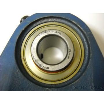"Roller Bearing New  M280349D/M280310/M280310D  RHP Self Lube Pillow Block Bearing, 3/4"" Bore, NP12 (NP-3/4)"