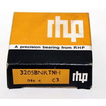 Industrial Plain Bearing BRAND  EE634356D-510-510D  NEW RHP BEARING 3205BNRTNH C3-  3205B N C3 MADE IN GERMANY