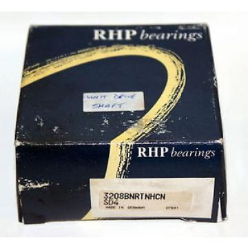 Belt Bearing BRAND  3806/780/HCC9  NEW RHP BEARING 3208BNRTNHCN SD4 3208 BN MADE IN GERMANY