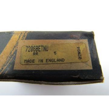 Industrial Plain Bearing RHP  L882449DGW/L882410/L882410D  7206BETNU  Ball Bearing