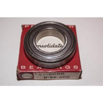 "Belt Bearing ""NEW  M282249D/M282210/M282210D   OLD"" Consolidated Ball Bearing R-22-2RS / RHP KLNJ 1-3/8 - 2ZEP1"