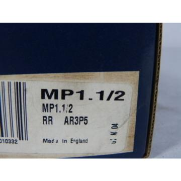 Inch Tapered Roller Bearing RHP  EE755281D/755360/755361D  MP1-1/2 Ball Bearing Pillow Block ! NEW !