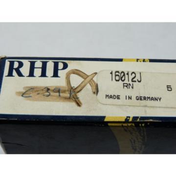 Belt Bearing RHP  M280249D/M280210/M280210XD  EE649242DW/649310/649311D  16012 Deep Groove Ball Bearing ! NEW !
