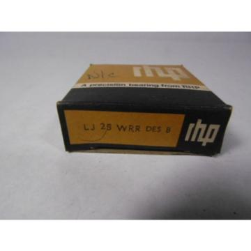 Belt Bearing RHP  EE665231D/665355/665356D  LJ25 Ball Bearing ! NEW !