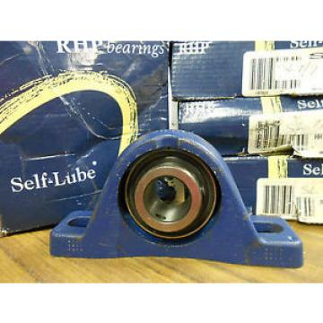 Roller Bearing NEW  530TQO730-1  RHP SELF-LUBE PILLOW BLOCK BEARING SL 7/8  AR3P5 .......... WQ-08