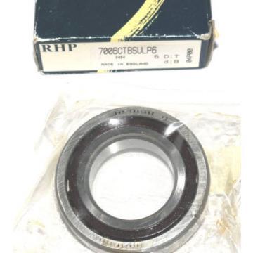 Industrial TRB NIB  812TQO1143A-1  RHP 7006CTBSULP6 BALL BEARING