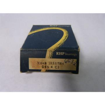 Inch Tapered Roller Bearing RHP  1003TQO1358A-1  3304B2RSRTNH Double Row Ball Bearing ! NEW IN BOX !